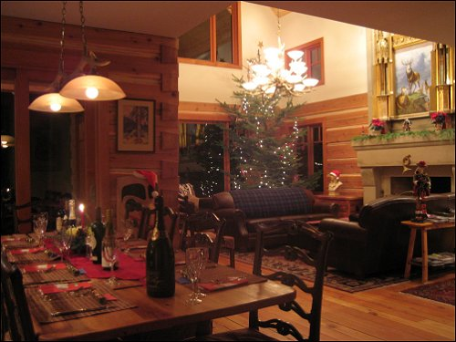 Drumkeeran House whistler canada accommodation